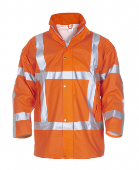 Neer Multi Hydrosoft Flame Retardant Anti-Static High Visibility Waterproof Parka