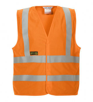 Mably High Visibility Flame Retardant Anti-Static Waistcoat