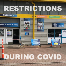 Collection Restrictions During COVID-19