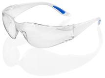 VEGAS SAFETY SPEC CLEAR LENS BEESWIFT