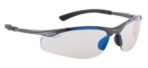 BOLLE CONTOUR CLEAR/BLUE LENS BEESWIFT