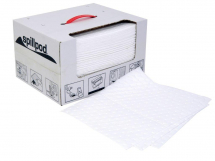 BOX OF 75 OIL ABSORBENT PADS