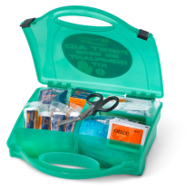 SMALL FIRST AID KIT COMPLIANT - BS8599-1