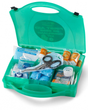 LARGE FIRST AID KIT COMPLIANT - BS8599-1