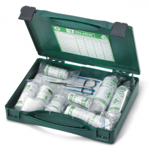 DRIVERS/TRAVEL FIRST AID KIT COMPLIANT - BS8599-2