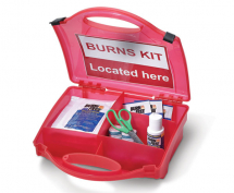 FIRST AID BURNS KIT CLICK MEDICAL