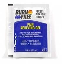 BURN GEL SACHETS 3.5mm (SINGLES)