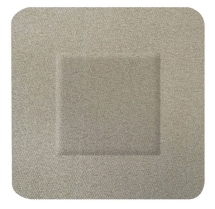 HYGIO PLAST FABRIC PLASTERS SQUARE 38x38mm