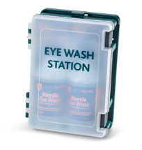 CLICK MEDICAL EYEWASH BOXED STATION 2x500ml