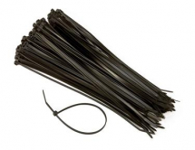 17inch CABLE TIES (430 X 9.00mm) PK OF 100 (BLACK H/D)