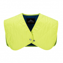 COOLING SHOULDER INSERT YELLOW/BLUE