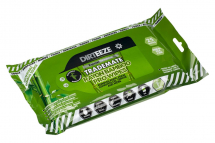 DIRTEEZE BAMBOO ECO WET WIPES DEGREASER - PACK OF 25