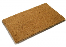 24inch X 14inch PLAIN COIR DOOR MAT BENTLEY