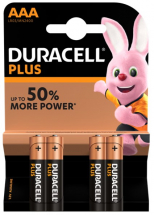DURACELL AAA - PK OF 4