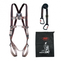 PIONEER IPAF HEIGHT SAFETY KIT HARNESS - JSP