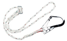 ADJUSTABLE RESTRAINT LANYARD 200CM LONG