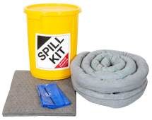 35L SPILL KIT-PLASTIC DRUM