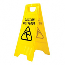CAUTION WET FLOOR - 24inch WARNING SIGN