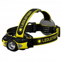 iH11R LED LENSER HEAD TORCH RECHARGEABLE - 1000 LUMENS