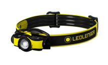 iH5R LED LENSER HEAD TORCH RECHARGEABLE - 400 LUMENS