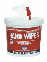 IW10 - HEAVY DUTY ANTIBACTERIA L HAND WIPES (150 wipes)