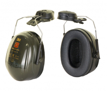 PELTOR OPTIME II CLIP ON EAR DEFENDERS, BEESWIFT