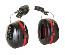 PELTOR OPTIME III CLIP ON EAR DEFENDERS, BEESWIFT