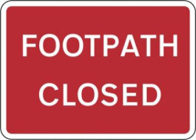 FOOT PATH CLOSED PLATE 600mm X 450mm