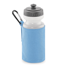 WATER BOTTLE & HOLDER SKY BLUE (500ML WATER BOTTLE INCLUDED)