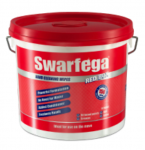 HAND&SURFACE DEGREASING WIPES QTY 150 (SWARFEGA RED BOX)