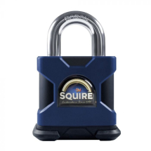 STRONGHOLD COMB PADLOCK 50MM SQUIRE