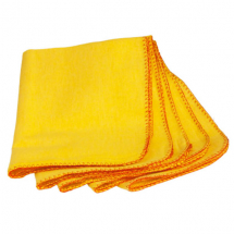 YELLOW DUSTER ECONO QUALITY PACK 10