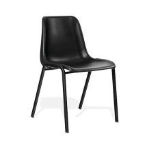 CHAIR POLYPROP - SINGLE (STACKABLE)
