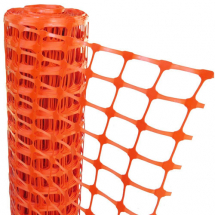ORANGE BARRIER FENCING 50MTR 5.5kg