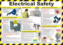 POSTER ELECTRICITY AT WORK REG (ELEC)