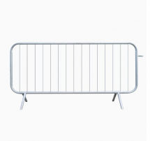 GALV CROWD BARRIER 2.3M C/FEET